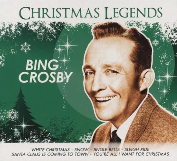 Bing Crosby Christmas in Spokane