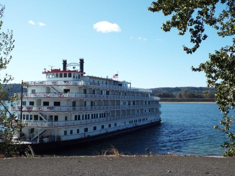 Kalama Washington waterfront