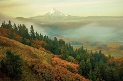 Photo of the Week: Mount Hood in Autumn