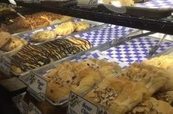 Morning bakery in Corvallis Oregon
