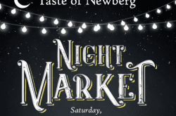 Newberg Night Market Taste of Newberg