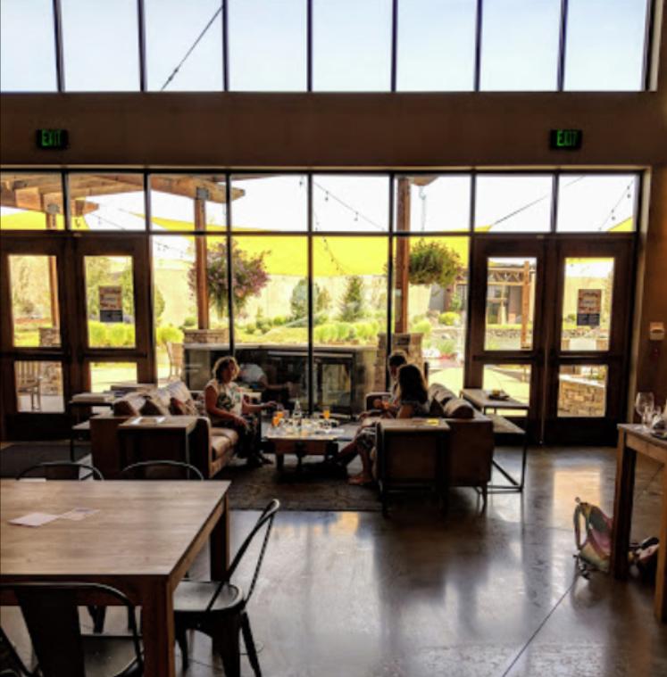 Waterbrook Winery in Walla Walla Washington