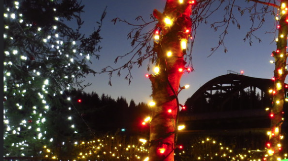 Florence Oregon Christmas