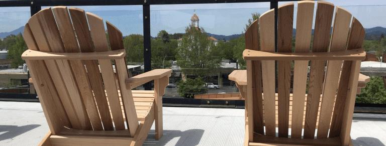 Sky High Brewing Corvallis Oregon rooftop bar