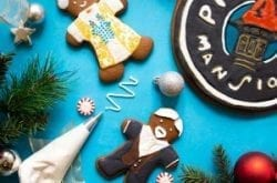 Pittock Mansion Gingerbread holiday event