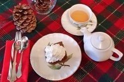 Seaside Gingerbread Tea
