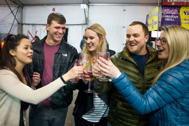 Newport Seafood and Wine Festival