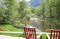 Run of the River Inn Leavenworth