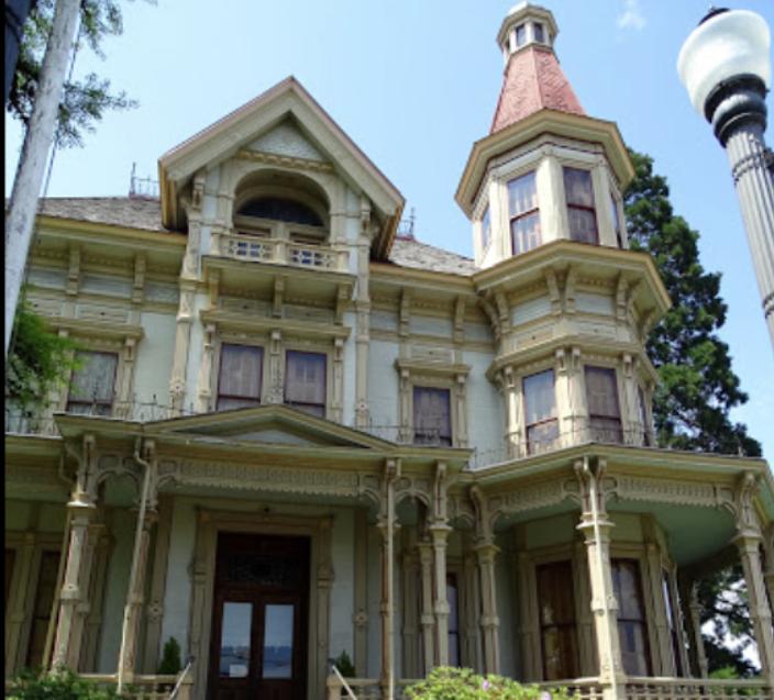 Flavel House Astoria