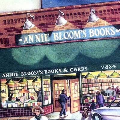 Annie Bloom Books Portland