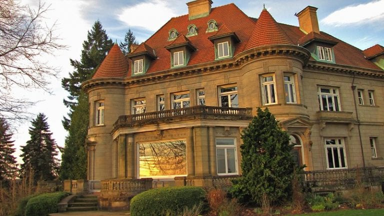 Pittock Mansion by MikeKrzeszak
