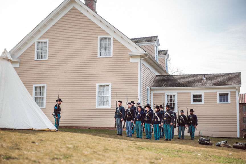 Fort Steilacoom living history museum