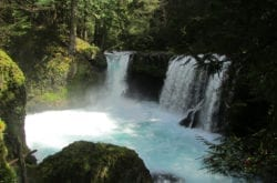 Spirit Falls, White Salmon, WA