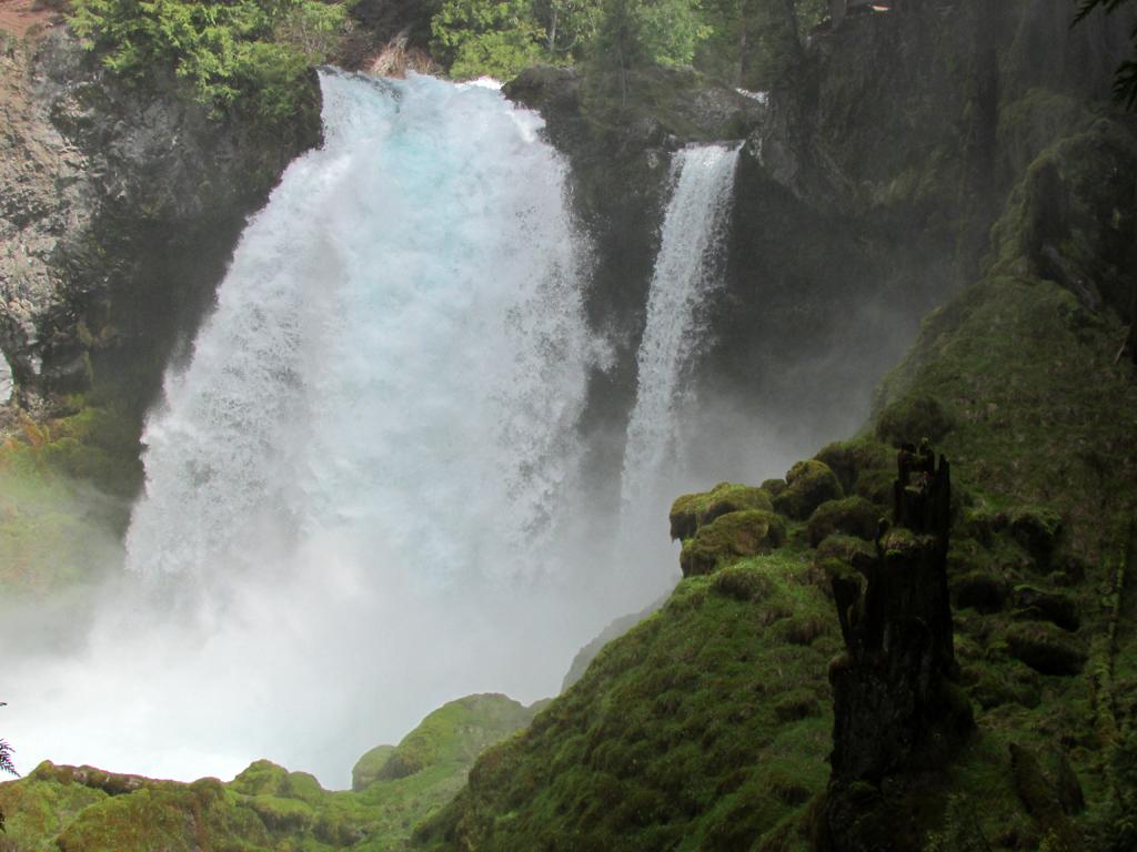 Photo of the Week: Sahalie Falls