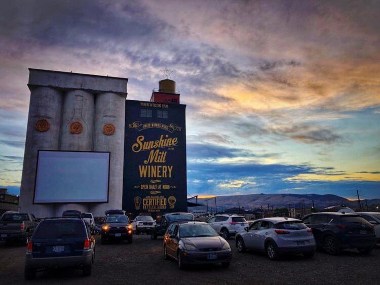 Sunshine Mill, The Dalles