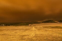 Northwest Wildfires: What a Week!
