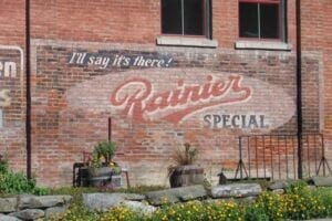 Ghost Signs – Historic Backdrops Around the Northwest