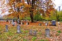 Historic Cemeteries in Oregon