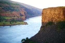 Rowena Crest Viewpoint on the Columbia River