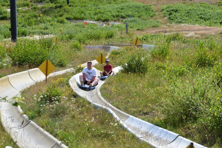 Mt Hood Alpine Slide at Adventure Park