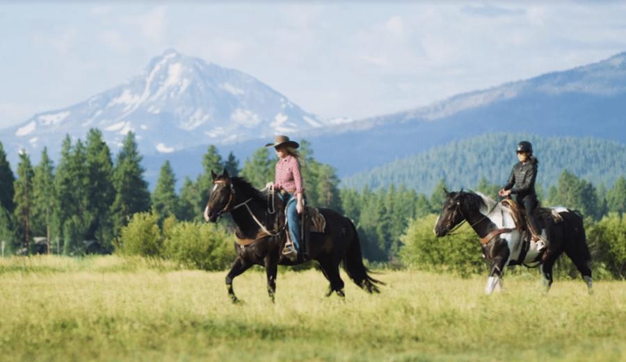 Black Butte Ranch horseback riding