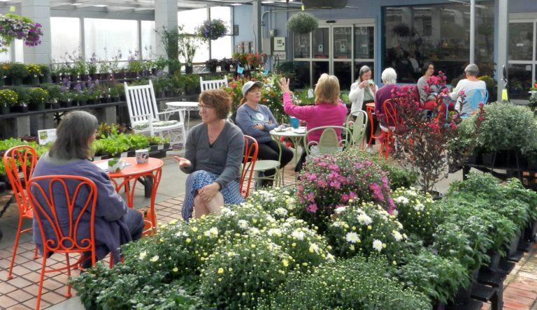 Susans garden and coffee shop corvallis oregon