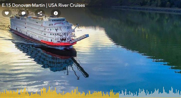 river travel magazine podcast